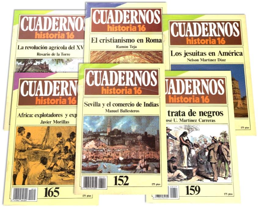 Cuadernos-Historia-16