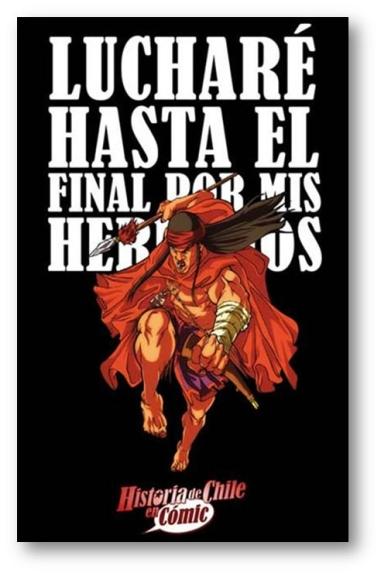 Historia-de-Chile-en-Comic-Lautaro