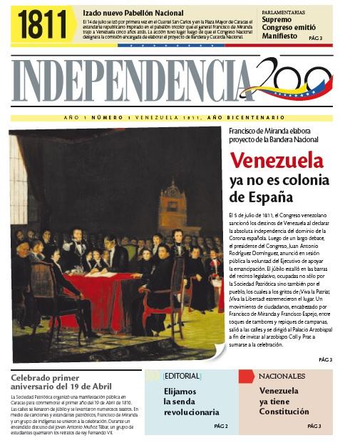 Venezuela-1811