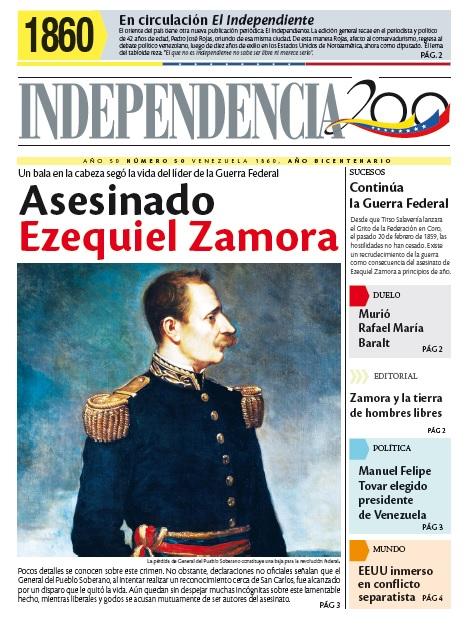Venezuela-1860