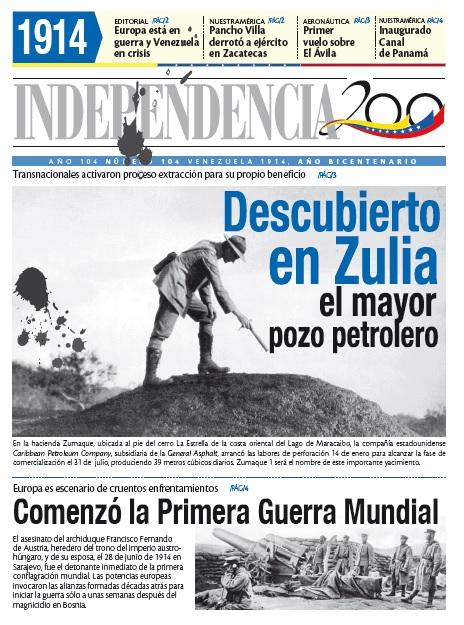 Venezuela-1914