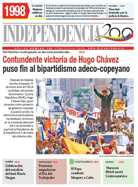Venezuela-1998