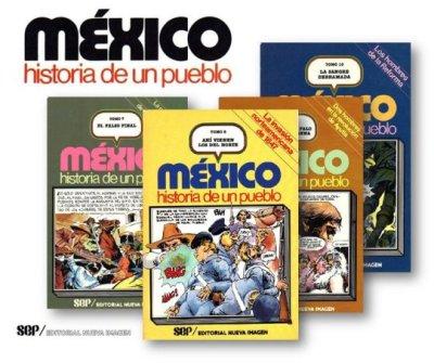 Historia-mexico-Comic